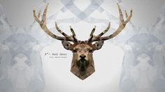 Red deer by morgana2194.deviantart.com on @DeviantArt