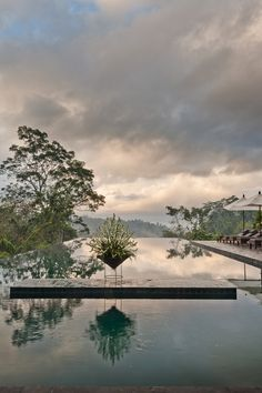bali - originally Chedi in Ubud, great for our honeymoon and a must to return