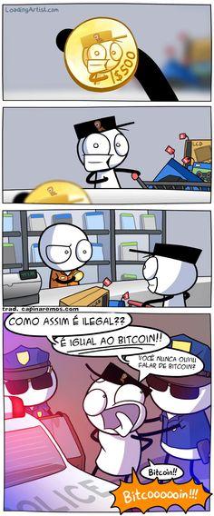 Igual a bitcoin!