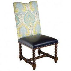 Buy the MacKenzie-Dow Toscana Manor Castello Arm Chair - Set of 2 MD-1-9011/2 at Carolina Rustica