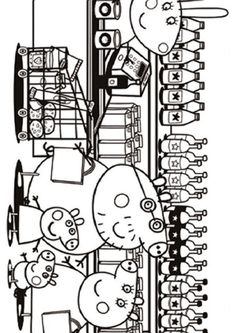 peppa-pig coloring pages 14