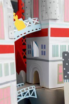 Sam Pierpoint - Paper London - detail photos - London Bridge
