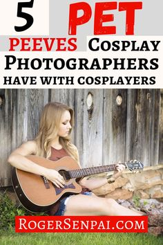 Today, I'm making a quick post about 5 pet peeves that cosplay photographers have.  Just like how cosplay photographers need to know their etiquette when it comes to cosplayers, cosplayers need to respect photographers as well. I know it's not obvious to everyone how to act and behave as a cosplayer/photographer (especially if you're new to conventions or the cosplay community). But hey, that's what my cosplay blog is for!  Alright let's get started!  #cosplay #cosplaylife… Photographer Needed, Raw Photo, Anime Conventions, Pet Peeves, Best Cosplay, Etiquette, Cosplay Girls, Photography Photos, Cover Photos