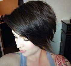 nice really cute hairstyles for short hair 2016 //  #2016 #Cute #Hair #Hairstyles #really #Short