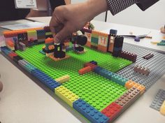 """5 Likes, 3 Comments - @amy_kim on Instagram: """"#Project #management team work #pmp #pmi #lamresearch #teamproject 신축 공장 레고 모형 스터디 #legostagram"""""""