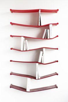Luke Hart – Rubber Shelves, for The Sculpture House