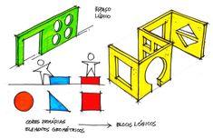 Galeria de Arte e Arquitetura: Espaço Lúdico - Escola Classe 304 / MGS - 16