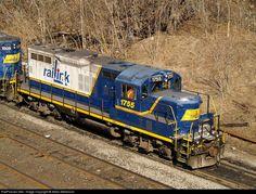 RailPictures.Net Photo: SOR 1755 Southern Ontario Railway EMD GP10 at Hamilton, Ontario, Canada by Aleks Stefanovic