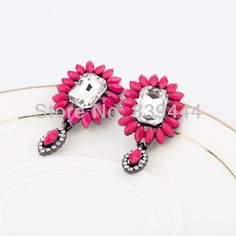 Antique Gold Color High Quality Jewelry Earrings US $2.33