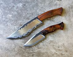 Claudio Sobral Knives //