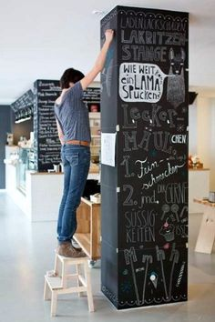blackboard-design-ideas-black-chalkboard-paint-4