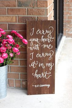 Hey, I found this really awesome Etsy listing at https://www.etsy.com/listing/196899776/rustic-wooden-wedding-sign-i-carry-your