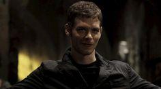 The Originals - Klause is a Hybrid; Half Vampire/Half Werewolf
