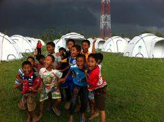 #HappyKids #ShelterBox #DisasterRelief #Joy #Indonesia