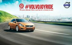 The New 2013 #Volvo #S60 T5 AWD is electronically controlled for improved traction and handling. #VolvoJoyride