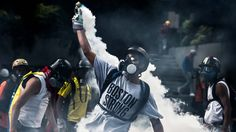 Venezuela toll rises to 48 dead after protester is killed   By AFP          Opposition activists clash with riot police during a protest a...