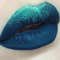 Lipstick Brands for LIP ART design – My hair and beauty Lip Art, Lipstick Art, Lipstick Colors, Lip Colors, Lipsticks, Crazy Lipstick, Blue Lipstick, Liquid Lipstick, Glitter Lipstick