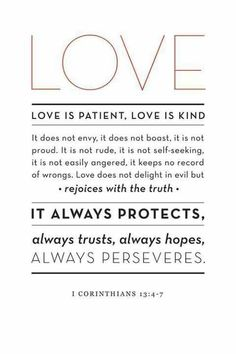 Corinthians Love Quotes Fair Love Is Patient Love Is Kind Bible Verse Print 1 Corinthians 13