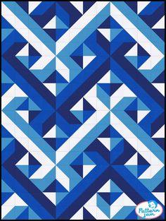 PatternJam - FREE Online Quilt Pattern Design Software