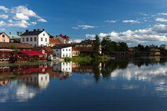 Eskilstuna is a city in Sweden, 120km from Stockholm. photo Alexander Dragunov