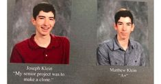 School yearbooks are a perfect opportunity to leave your mark on your time at school. Check our list of hilarious yearbook quotes! Best Yearbook Quotes, Senior Yearbook Quotes, Monday Humor, Monday Quotes, Funny Monday, Funny Facts, Funny Quotes, Funny Memes, Funny Drunk