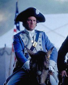 Jean Villeneuve - The Patriot love his accent!