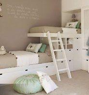 une chambre pour deux enfants, comment bien l'aménager - Marie Claire Maison