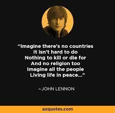 Image Result For John Lennon Imagine Quotes