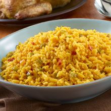 how to make spanish yellow rice with brown rice