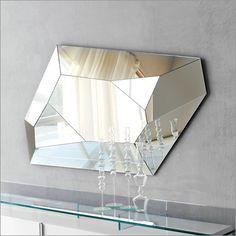 cattelan italia diamond mirror by paolo cattelan, London Designer Furniture
