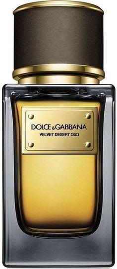 Dolce and Gabbana Velvet Desert Oud