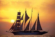 Sailing Through The Caribbean; Star Clipper Trip Report