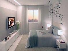 habitaciones de matrimonio pequeñas #decoracionhabitacion