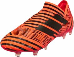 adidas Nemeziz 17+ Pyro Storm shoes. Hot at www.soccerpro.com