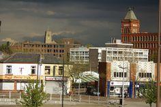 Middleton, Manchester.
