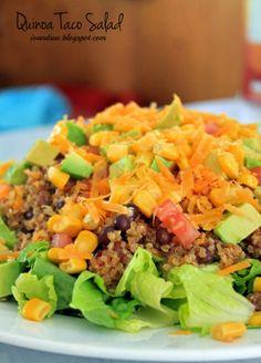 ... Quinoa on Pinterest | Quinoa salad, Lunch ideas and Black bean quinoa