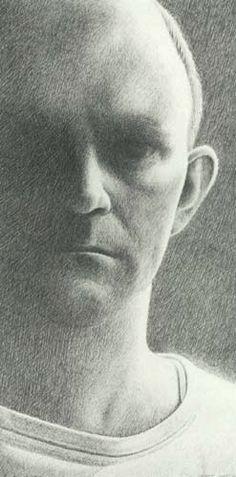 LOVE this artist! Self Portrait, 1968 christopher pratt, the boy can draw Christopher Pratt, Mary Pratt, East Coast Canada, Order Of Canada, Glasgow School Of Art, Newfoundland And Labrador, Canadian Artists, Great Artists, Figurative