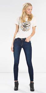 Levi's® 710 Super Skinny Jeans - Juniors Jeans - Macy's