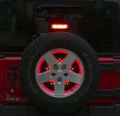 Mad Hornets - Third Mid Brake Light Spare Tire LED For Jeep Wrangler JK JKU (07-17), $39.99 (http://www.madhornets.com/third-mid-brake-light-spare-tire-led-for-jeep-wrangler-jk-jku-07-17/)