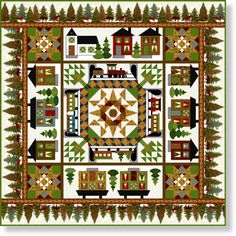 $10 Registration Fee then,  $29.99/month includes free domestic S&H  12 Month Program  Finished Quilt Size 82\
