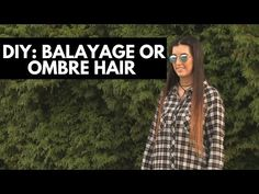 Join me while I teach you how to bleach dark brown hair extensions into BALAYAGE OR OMBRE. All supplies can be purchased at Sallys Beauty Supplies, Walmart o. Balayage Brunette, Balayage Ombre, Ombre At Home, Dark Brown Hair Extensions, Guy Tang, Wedding Photo Albums, Ombre Hair, Diy, Youtube