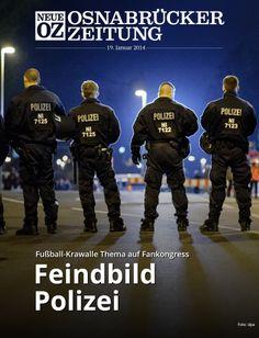 Am Wochenende hat der Fankongress in Berlin getagt um Themen wie Sicherheit in Stadien zu diskutieren. Mehr zum Titelthema lesen Sie in der Abendausgabe der Neuen OZ vom 19. Januar. http://www.noz.de/abo