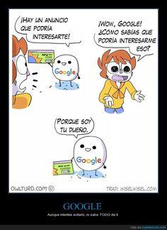 La conspiración de Google