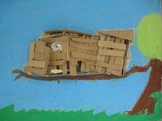 boomhut Art For Kids, Crafts For Kids, Arts And Crafts, Diy Crafts, Easy Art Projects, Programming For Kids, Preschool Art, Art Club, Art School
