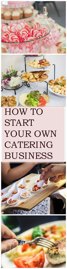 Guide to all aspects of restaurant catering, including how to write and price a catering menu, catering equipment checklists and catering on and off premise.