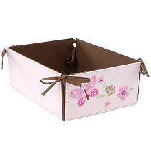 "Little Boutique Storage with Tie - Floral - Babies R Us - Toys ""R"" Us"