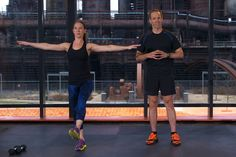 Start running strong with this full body workout from Dr. Jordan Metzl.