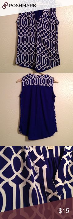 Dress Top Brand new dress top . Looks great under your suit or paired with your favorite outfit . Brand  new Tops Blouses