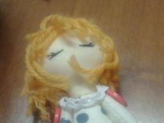 art dolls - cappuccetto rosso