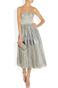 Temperley London- love this dress except that it's ridiculously overpriced.